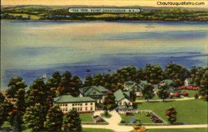 The Inn at Point Chautauqua NY