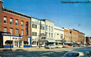 East Main Street – Westfield, NY 1958