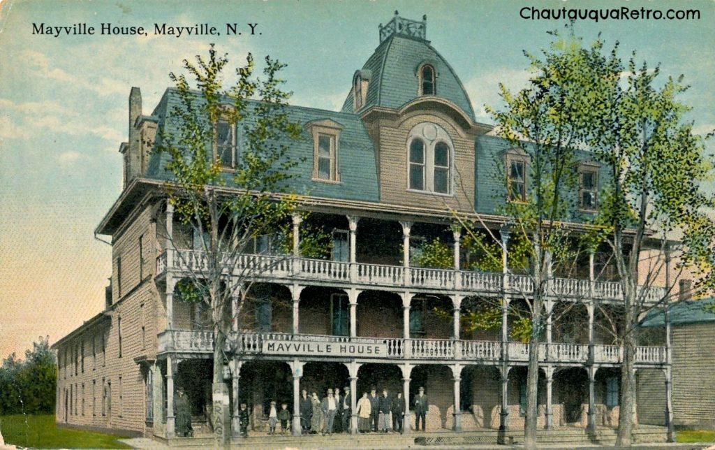 Mayville House
