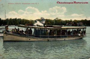 Steamer Celoron
