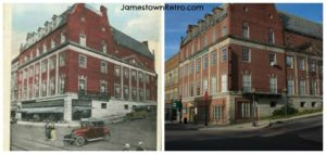 Masonic Temple – Then and Now