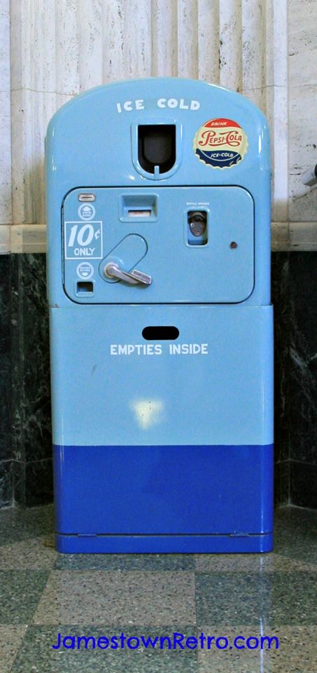 Pepsi-Machine-in-the-Jamestown-Train-Station 2013