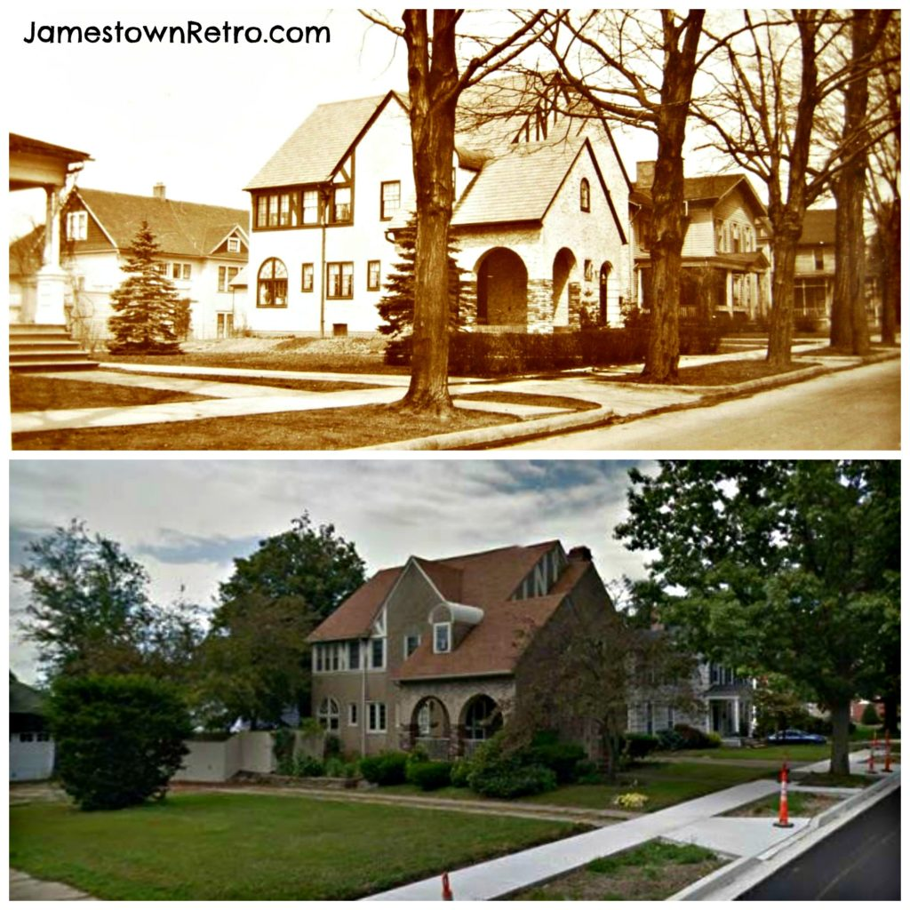 509 LAKEVIEW AVE-NEW YORK Then and Now