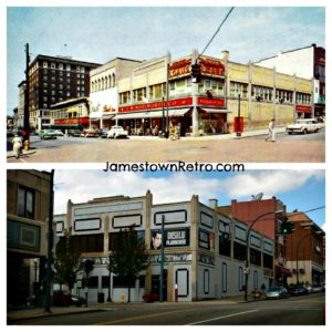 Third and Main – Then and Now