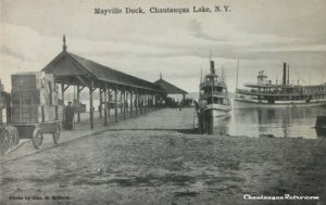 MAYVILLE DOCK