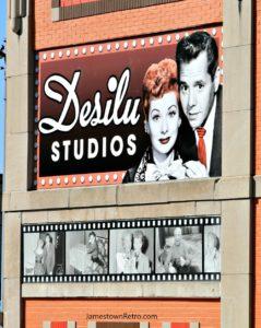 Desilu Studios sign