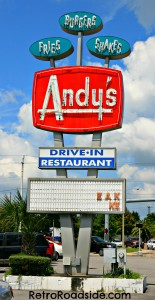 Andy's Sign