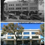 Autotel Then and Now Then - 1927 Auto Garage Now - BB&T Branch 114 N Tennessee Ave Lakeland, Fl