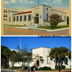 Then and Now - Winter Haven, FL  98 3rd St Sw  Then - US Post Office  Now - US Dept of Ag.