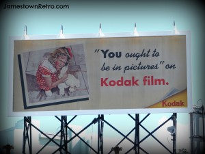 Kodak Billboard at MGM Disney