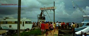 Oregon Inlet Fishing Center aug 1975