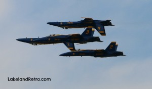US Navy Blue Angels at SUN 'n FUN