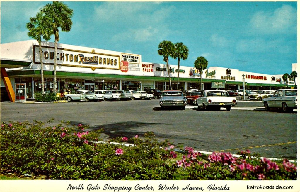North Gate Shopping Center, Woolworth, Winter Haven - Florida 2